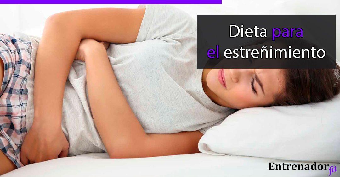 Dieta para el estreñimiento